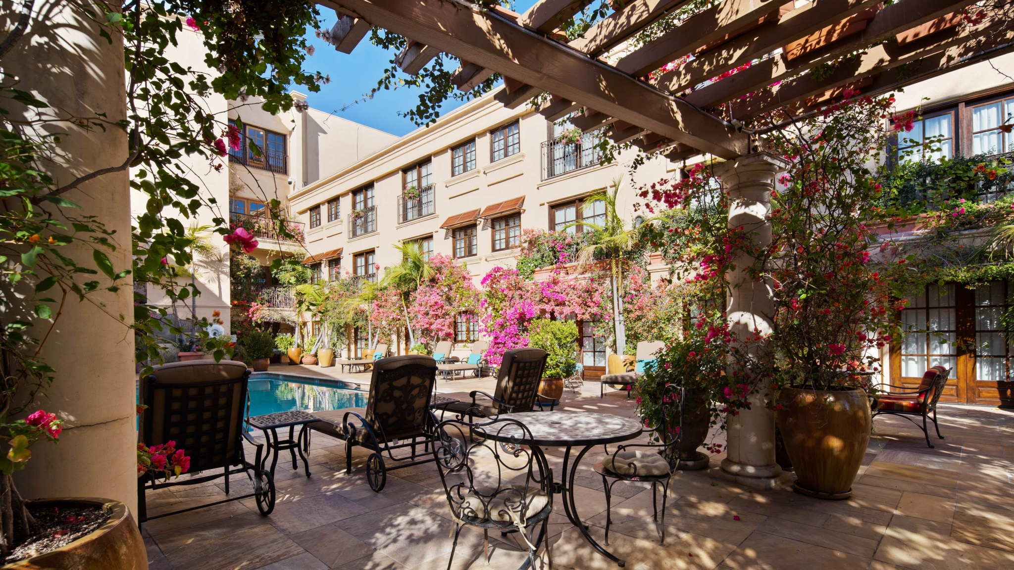 Best Western Plus Sunset Plaza Hotel | West Hollywood, CA | Gallery 1