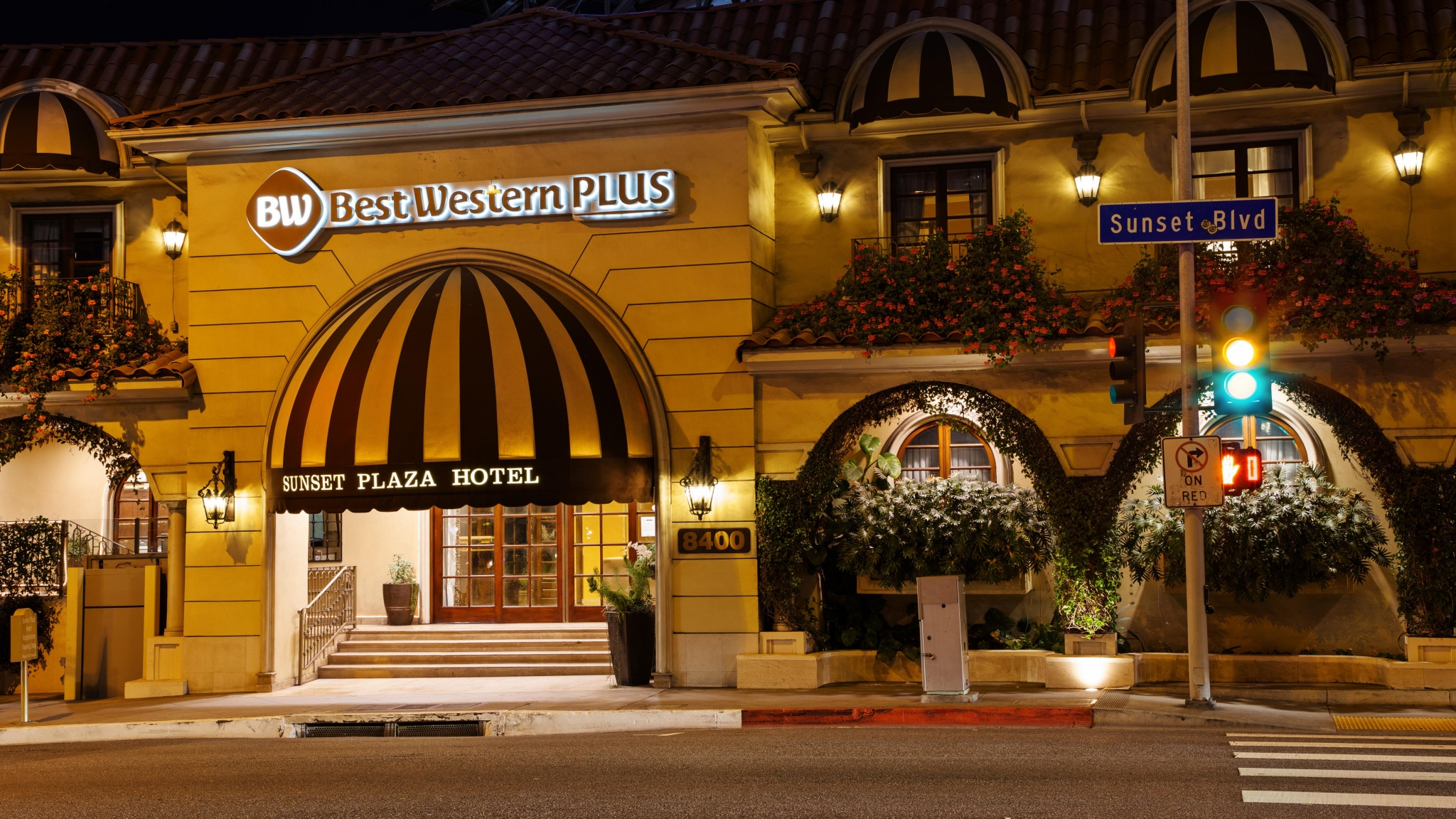 Best Western Plus Sunset Plaza Hotel | West Hollywood, CA | Gallery 7