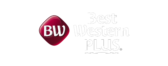 Best Western Plus Sunset Plaza Hotel  West Hollywood, CA - Logo inverted